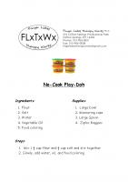 No-Cook Play-doh